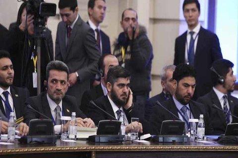 معارضان مسلح سوریه