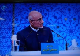 فیلم/ میرسلیم خطاب به روحانی: در دوره شما شاهد اختلاسها و حقوقهای نجومی هستیم/ کاخها ساخته میشود در حالی که برخی در زبالهدان دنبال غذا هستند