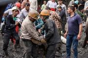 شمار جانباختگان حادثه معدن یورت به ۴۳ نفر رسید