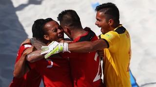 تیم فوتبال ساحلی تاهیتی