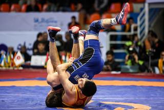 قهرمانی کشتی فرنگی خوزستان