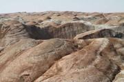 تپههای مریخی دامغان شبیهترین نقطه به مریخ / به آثار تاریخی و جاذبههای طبیعی توجه جدیتری صورت گیرد