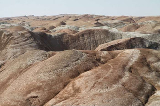 تپههای مریخی