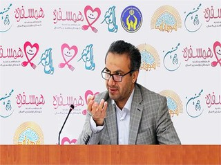 جعفر رحیمی مدیرکل بهداشت کمیته امداد