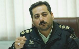 سرهنگ مجید اعظمی مقدم معاون مبارزه با جرایم اقتصادی پلیس آگاهی ناجا