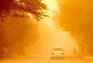گرما و پدیده گرد و غبار
