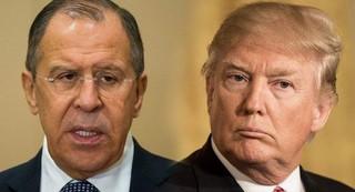 لاوروف و ترامپ