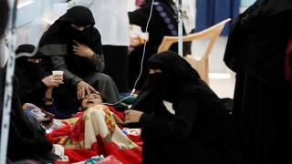 اليمن وباء الكوليرا