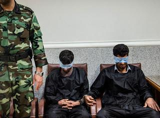 باند سرقت مسلحانه و خشن در اصفهان