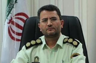 سردار حسن مهری فرمانده پلیس فرودگاههای کشور