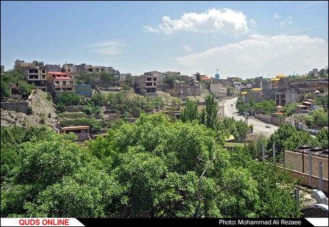 روستای ییلاقی حصار گلستان