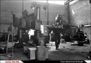 کار و کارگر در ماتم/گزارش تصویری