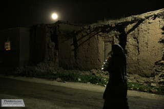 امدادرسانی خدام بارگاه منور رضوی به زلزله زدگان خراسان شمالی