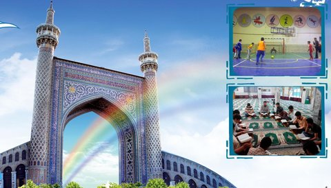 جلسه ستاد اوقات فراغت مساجد در تربت جام برگزار شد