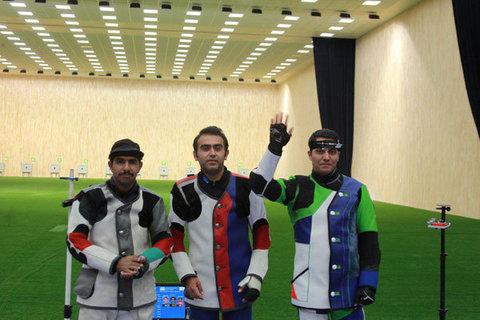 تیم ملی تیراندازی ایران