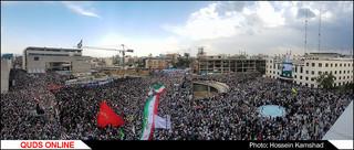 اجتماع حامیان حجت الاسلام رئیسی در مشهد