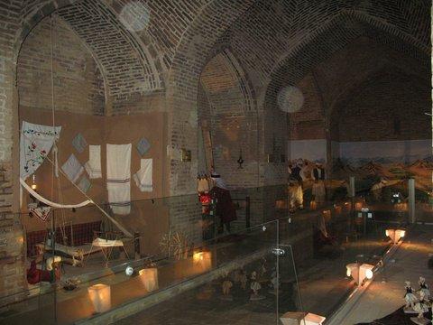 موزه ها ویترین فرهنگ مردم منطقه هستند