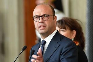 وزیر امور خارجه ایتالیا