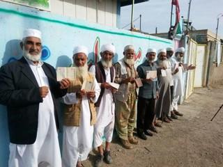 حضور اهل سنت درانتخابات