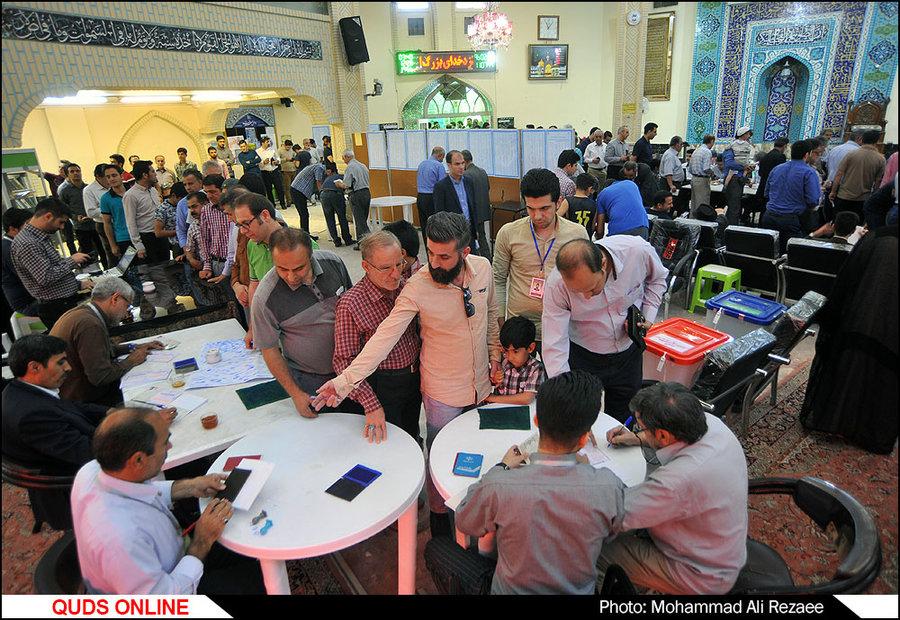 انتخابات ریاست جمهوری و شورای شهر/گزارش تصویری2