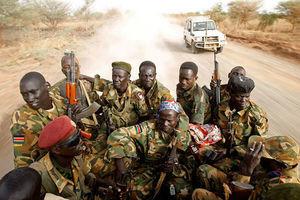 مزدور سودانی