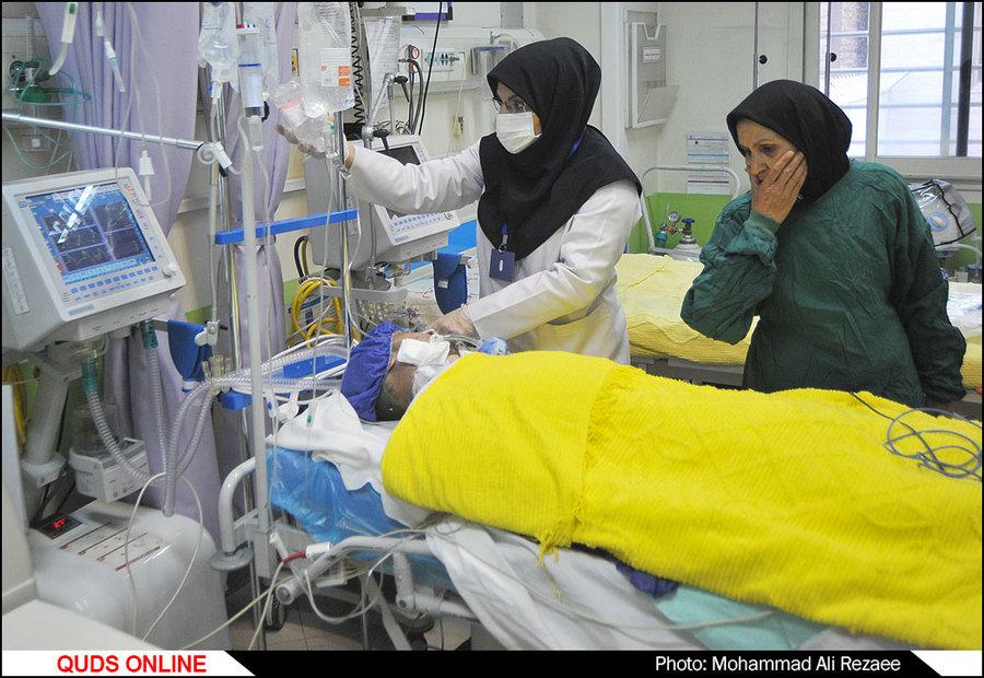 نجات جان 5 بیمار از مرگ/گزارش تصویری