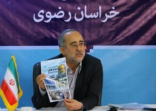 سخنگوی شورای شهر مشهد/حیدری