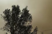 میزان آلودگی در مهران به ۱۵ برابر حد مجاز رسید