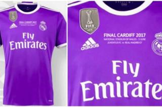 پیراهن جدید رئال مادرید