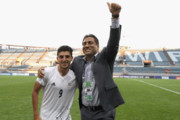 امیرحسین پیروانی: امیدوارم این بار صعود ایران را تبریک بگویم