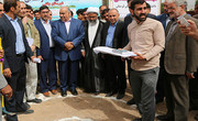 عملیات ساخت قطعه ۶ آزاد راه خرم آباد، پلدختر آغاز شد