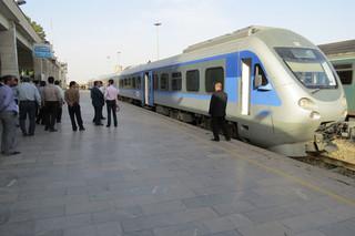 قطار تهران زنجان
