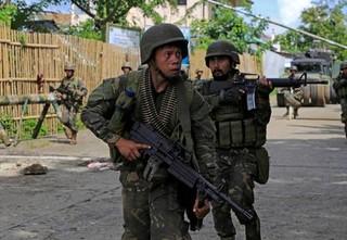 نبرد ارتش فیلیپین با داعش