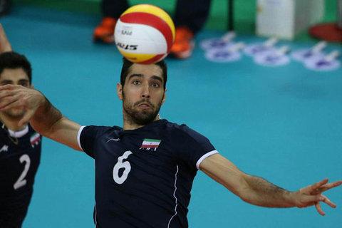 علت خط خوردن سیدمحمد موسوی از تیم ملی والیبال