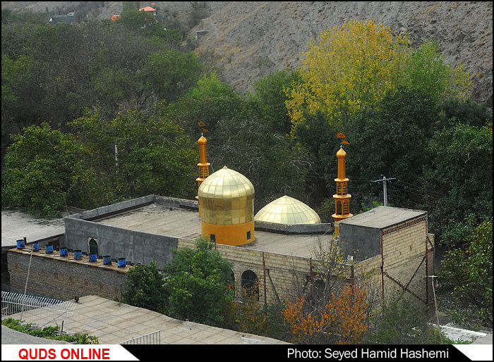 امامزاده هاشم و محتشم /تصاویر