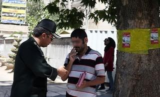 گشت های ویژه مقابله با تظاهر به روزه خواری
