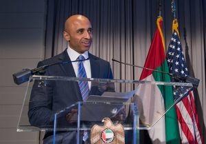 سفیر امارات در واشنگتن