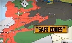 مناطق امنیتی در سوریه
