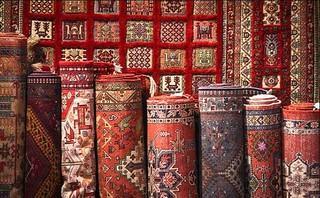 فرش دستباف زنجان