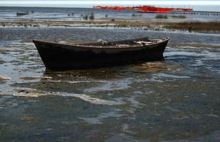 آلودگی آب دریا