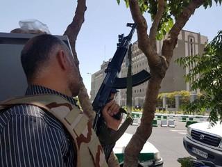 حادثه تروریستی تهران