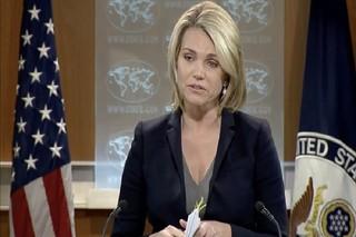 «هتر نارت»، سخنگوی وزارت خارجه آمریکا