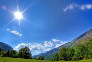 هوای آفتابی