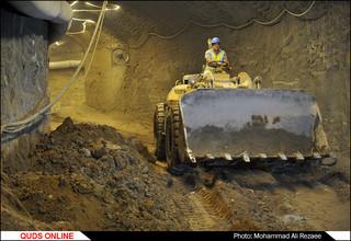 پروژه خط 3 قطارشهری مشهد