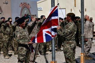 پایگاه نظامیان انگلیس