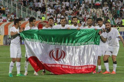 صعود تیم ملی فوتبال ایران به جام جهانی