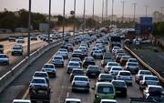 محور های ارتباطی مشهد مقدس با ترافیک نیمه سنگین روبروست
