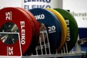 وزنهبرداری ایران نایب قهرمان آسیا شد
