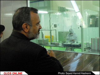 بازدیداستاندارخراسان رضوی از ۲ طرح صنعتی استان/تصاویر