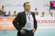 اظهارات سرمربی تیم ملی والیبال ایران بعد از باخت به صربستان
